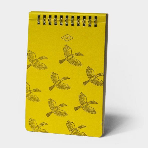 Endangered Animal Series: Hornbill Notebook