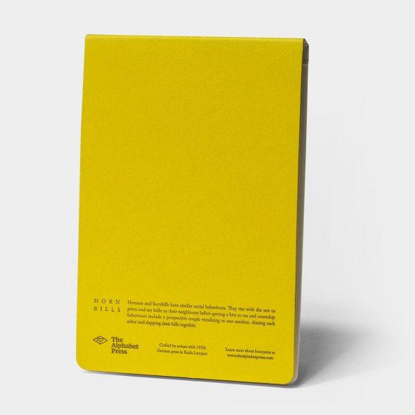 hornbill-notebook