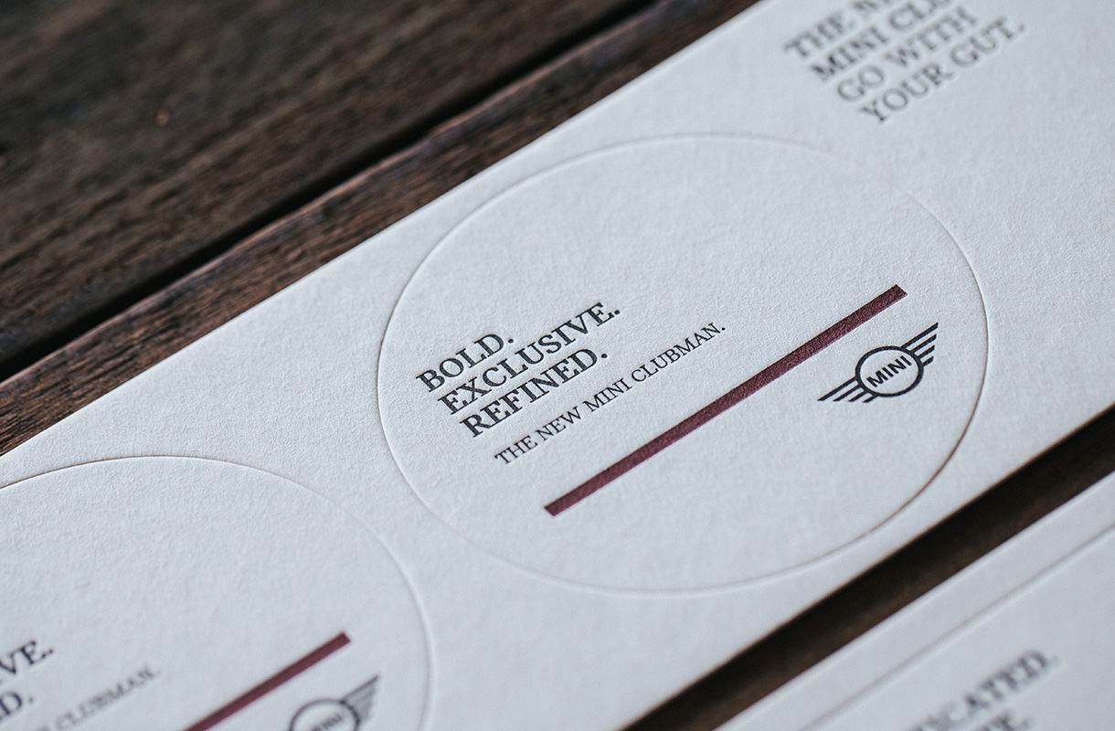 Luxury Corporate Stationery